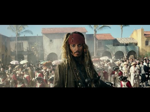 Pirates Of The Caribbean: Dead Men Tell No Tales - Official Trailer