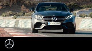 The new Mercedes AMG E 63 S 4MATIC+ – Mercedes Benz original