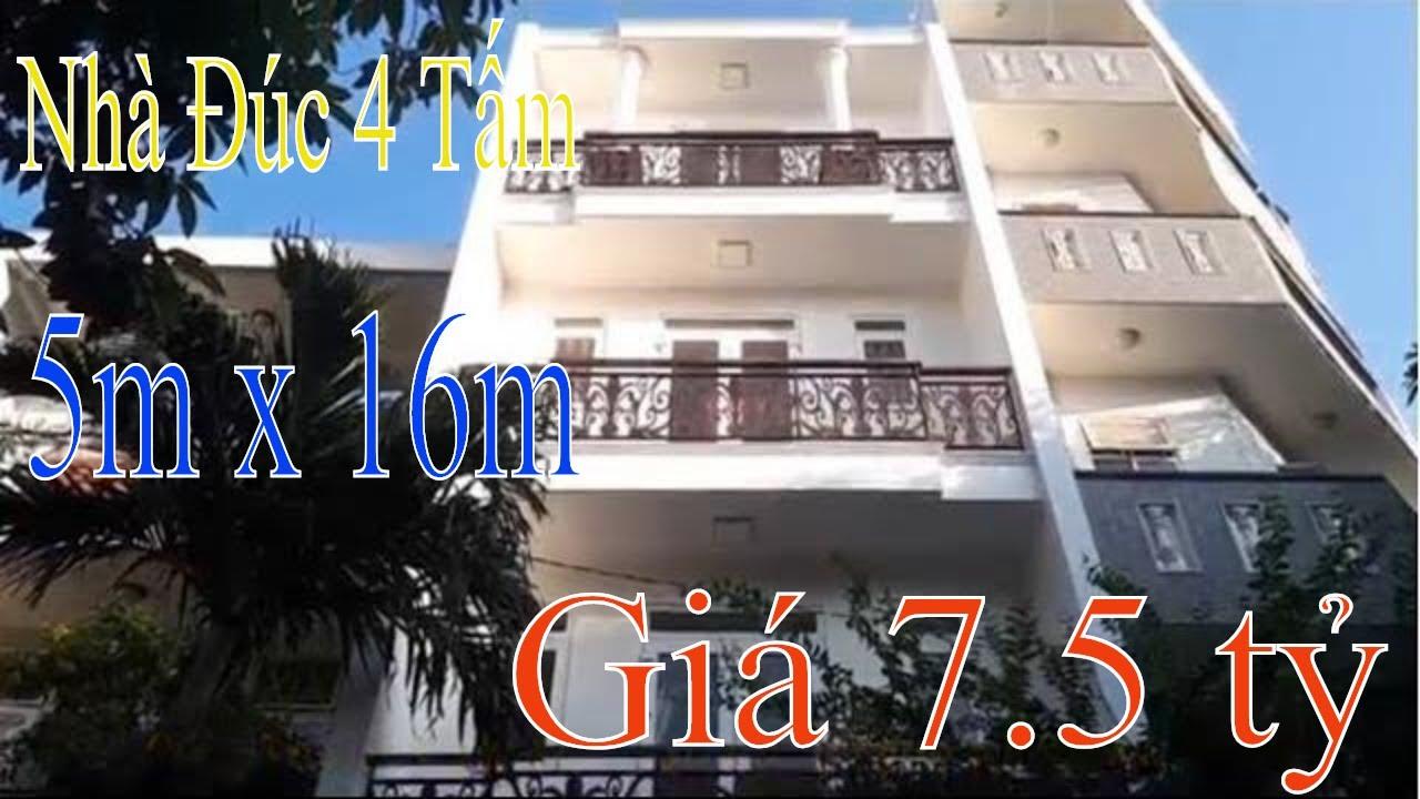 bán nhà quận Gò Vấp, mặt tiền đường số 9, giá 7 5tỷ  [Full HD]