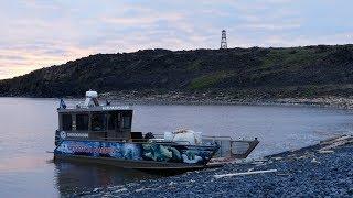 НА КРАЮ СВЕТА. Экспедиция в Арктику. Первая серия Full HD 2945