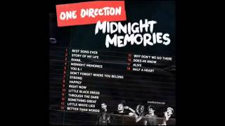 Download Mp3 One Direction   Midnight Memories Full Album