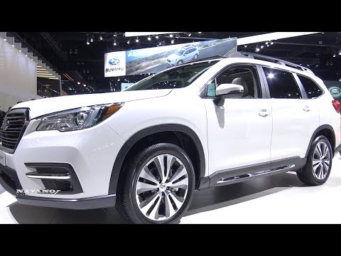 2019 Subaru Acsent AWD Limited - Exterior And Interior Walkaround
