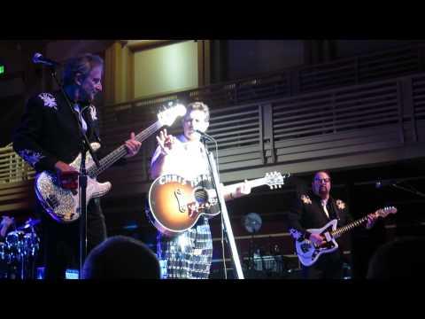Runnin Down, Chris Isaak - NEW SONG! Sonoma State University, Rohnert Park, CA