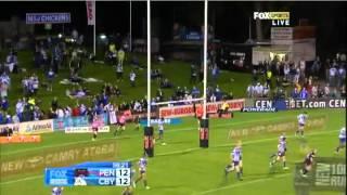 NRL 2012 Round 1 Highlights: Panthers V Bulldogs