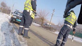 Полицейские г.Запорожья берут 100 евро.