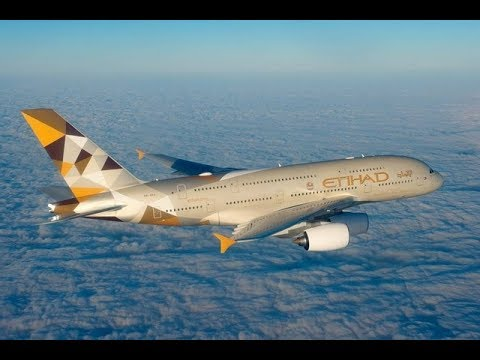 Landing of ETIHAD EY251
