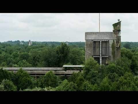 Largest Abandonment in America - WWII Ammo Factory