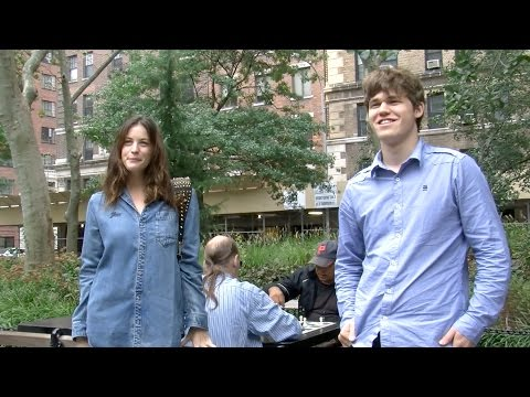 Last Big Title: Chess Hustlers (Full Scene) - Magnus Carlsen and Liv Tyler