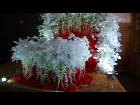Красная свадьба с