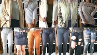 HUGE WINTER TRY ON CLOTHING HAUL + GIVEAWAY
