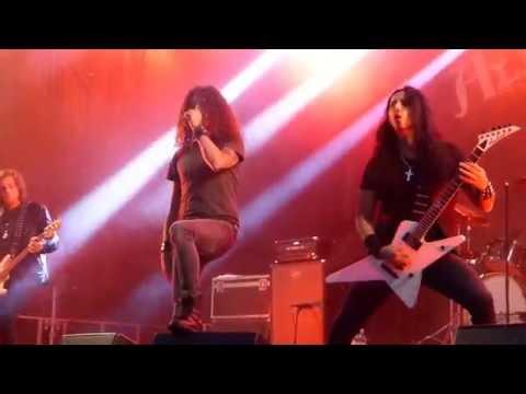 Allegiance Of Rock - Rising Force (Yngwie) [Hojrock, Västervik, Sweden 30.7.2016]