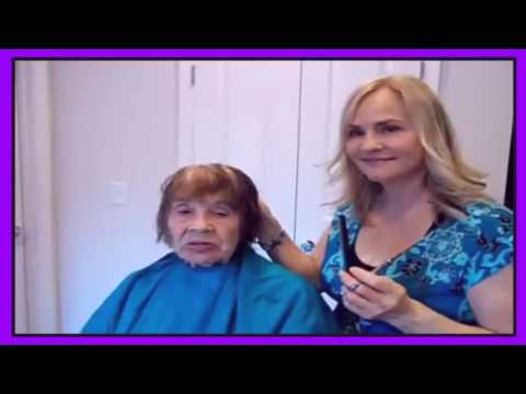 Hairstyles for older women with medium hair