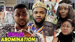 Royal Abomination PART 5&6 - NEW MOVIE HIT'' Onny Micheal & Luchy Donalds 2019 Latest Nigerian Movie