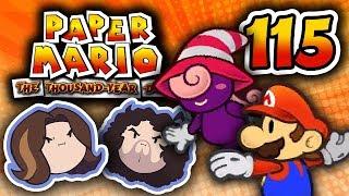 Paper Mario TTYD: Dan's Special Package - PART 115 - Game Grumps