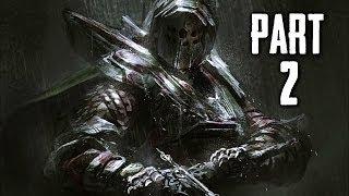 Dark Souls 2 Gameplay Walkthrough Part 2 - First Boss Encounter (DS2)