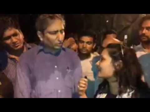 Ravish Kumar Protest against mob lynching at Jantar Mantar Delhi #NotInMyName