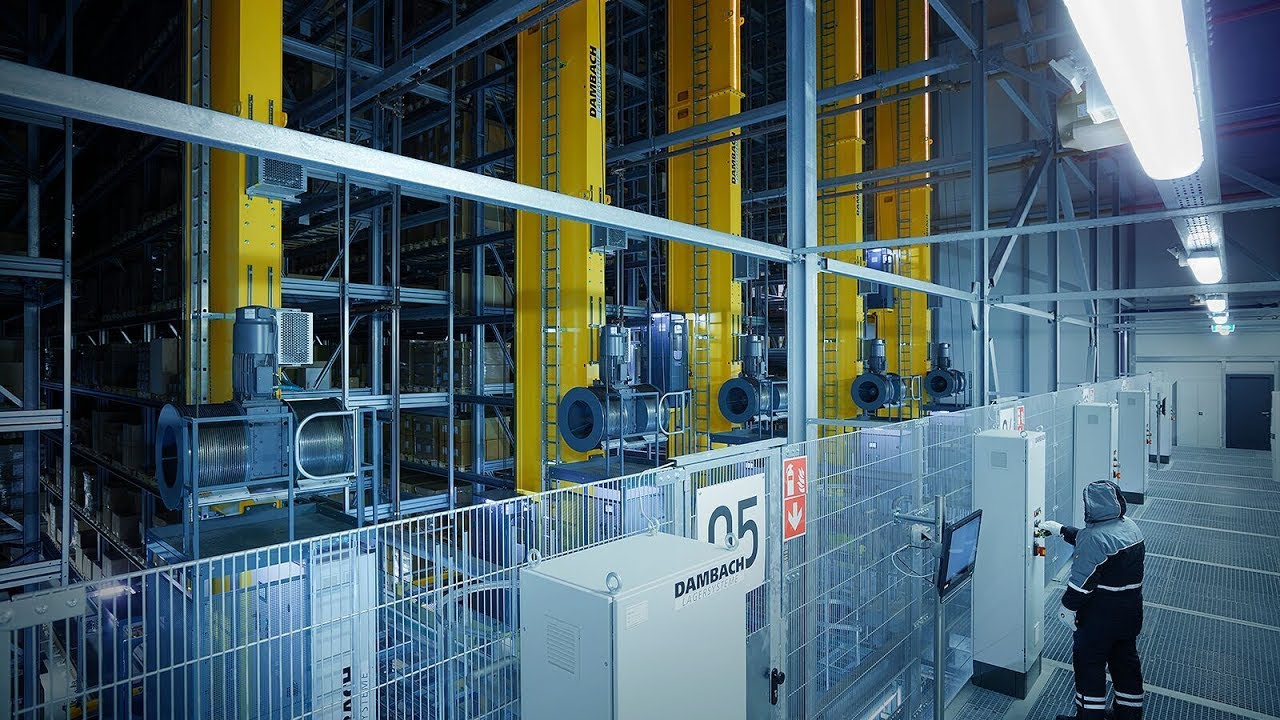 Industrial Cold Storage - Basic Functions and Various Types