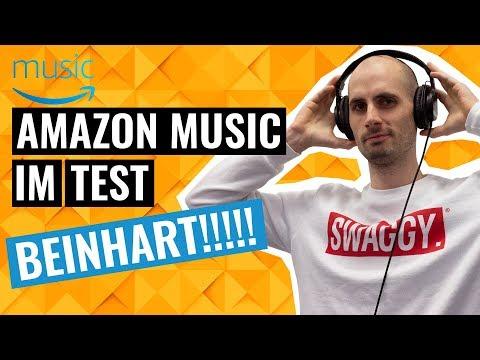 Amazon Music Unlimited Test | Der Musik Streaming Anbieter im Test, Erfahrung und Kritik