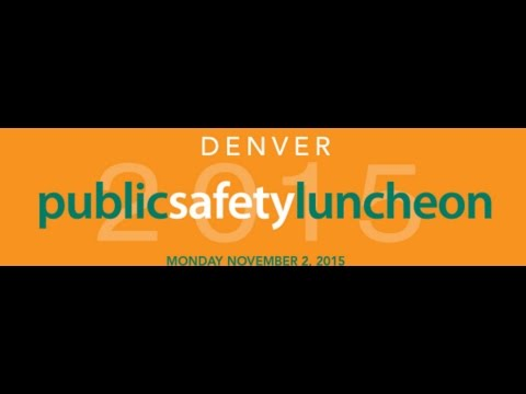 Denver Public Safety Luncheon