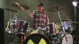 Spoonful by Cream (Part 2) with Bert Switzer Playing Along On Drums