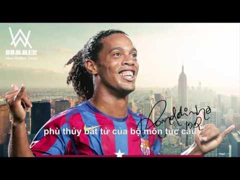 [Karaoke] Rap về Ronaldinho - Yi Sung Nguyễn