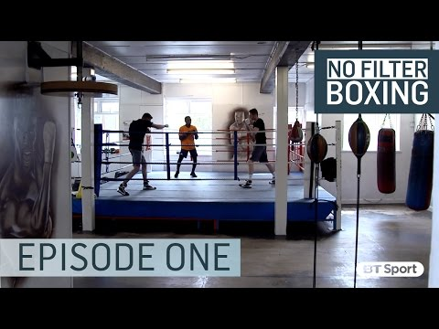 No Filter Boxing - Fight Night Leeds - Episode 1
