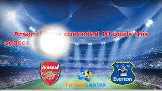 Football Tips - Arsenal v Everton Preview and Team News