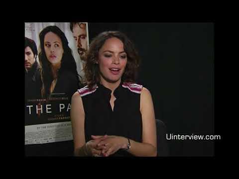 Berenice Bejo  On 'The Past'