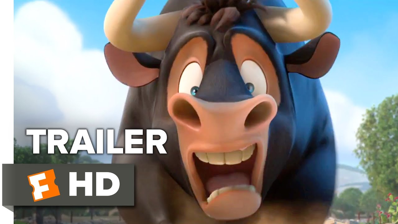ferdinand trailer 3 2017 movieclips trailers youtube