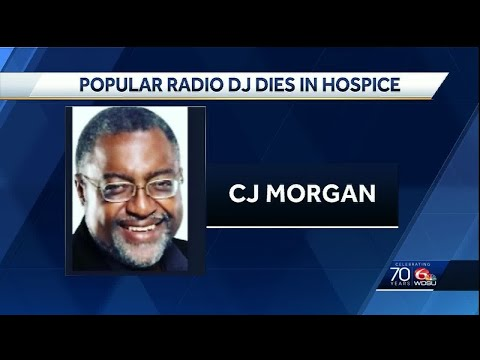 Wild Wayne - Sad day - CJ Superstar Morgan, iconic radio personality, passes away....
