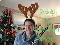 """""""Rudolph the Red-Nosed Reindeer"""" Tutorial for the Clarinet"""