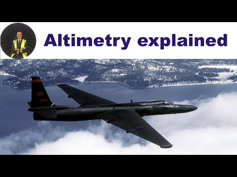 ATPL Meteorology Theory: Do you know Altimetry?? ✈
