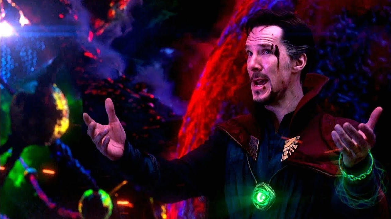 Doctor Strange in the MCU timeline is shown to defeat his opponents through intelligence and smart work. Display of strength is not really characteristic of him. The examples can be seen of him going against Dormammu and Thanos. At both of those places, it's the overall pragmatism of Strange which is at play. But in What If...?, Strange is shown to have equal power to Ultron which all but makes him the favorite.
