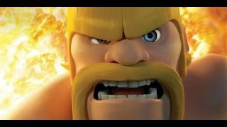 Clash Of Clans | A TH9 gets a 1 star on a Th10 Attacking in war
