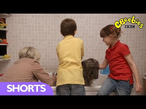 CBeebies: Topsy and Tim Series 2 - Washing Mossy