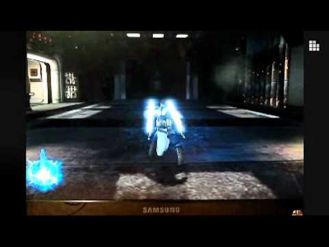 My Favorite Star Wars The Force Unleashed...