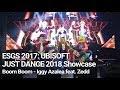 ESGS 2017 Ubisoft Just Dance 2018 Showcase Boom Boom By Iggy Azalea Feat Zedd mp3
