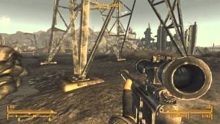 Fallout New Vegas 10 Оптика