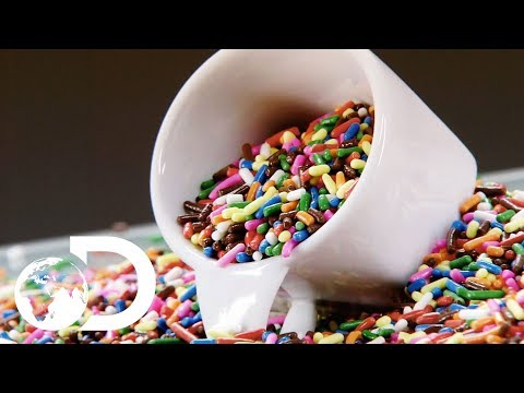 CAKE SPRINKLES | How It's Made
