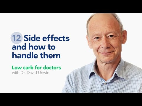 Low carb for doctors: Side effects and how to handle them