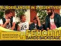 Bundesländer in 3 Adjektiven - Bands Backstage - Bundesvision Song Contest 2014