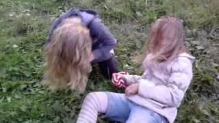 Мой снятый клип-Love the Way You Lie
