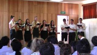 Nac Youth In Hobart - Geelong And Braybrook Choir - Lord, Preserve My Soul