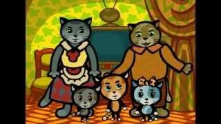 Три котенка новые серии (3 сезон)