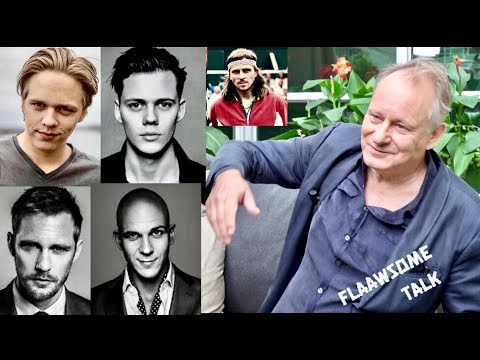 Daddy Skarsgård On Why His (Famous) SONS Would Never Forgive Him - (And Borg vs McEnroe Movie)
