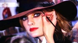 Constance Jablonski, Exclusive Interview - Fashion Week 2011 - Model Talks | FashionTV - FTV
