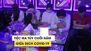 'Nam Thanh Nữ Tú' điên Cuồng Nhảy Nhót, Chơi Ma Túy Trong Phòng Karaoke Ngày Giáp Tết