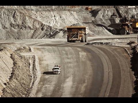 Kennecott Copper Mine (Utah, USA)