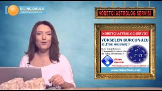 ASLAN Günlük Burç Yorumu  08 Aralık 2013  Astrolog DEMET BALTACI   astroloji, burçlar