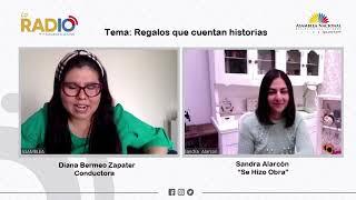 Vídeo de entrevista a Sandra Alarcón de Se Hizo Obra